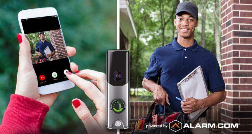 Frase Reasons You Need A Doorbell Camera Alarm