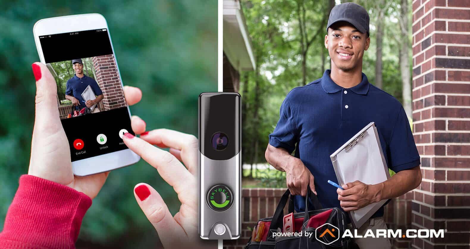Frase Reasons You Need A Doorbell Camera Alarm