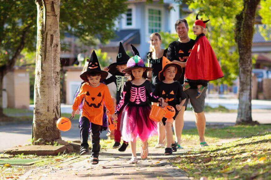 Halloween Safety Tips Frase Protection